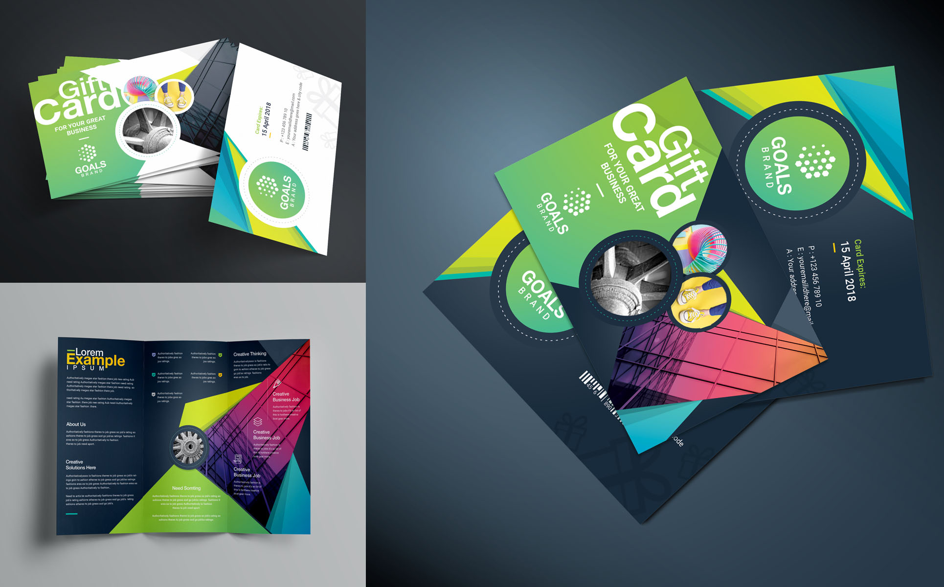 Anniversary Print Pack Corporate Identity
