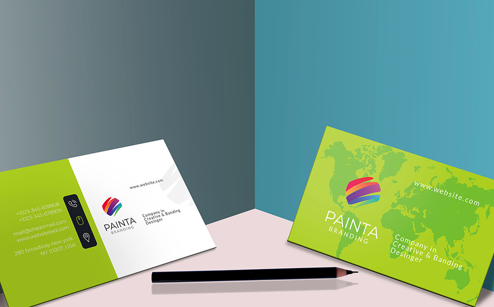 Painta Business Card Corporate Identity