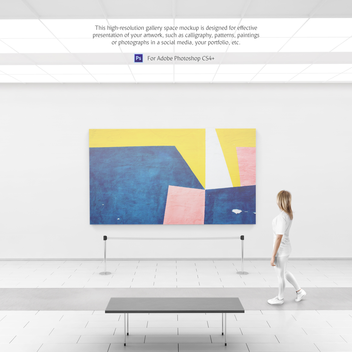Art Gallery Product Mockups