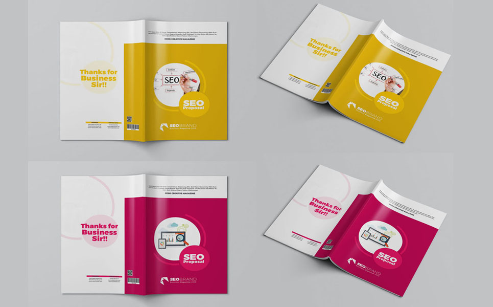 SEO Proposal Corporate Identity