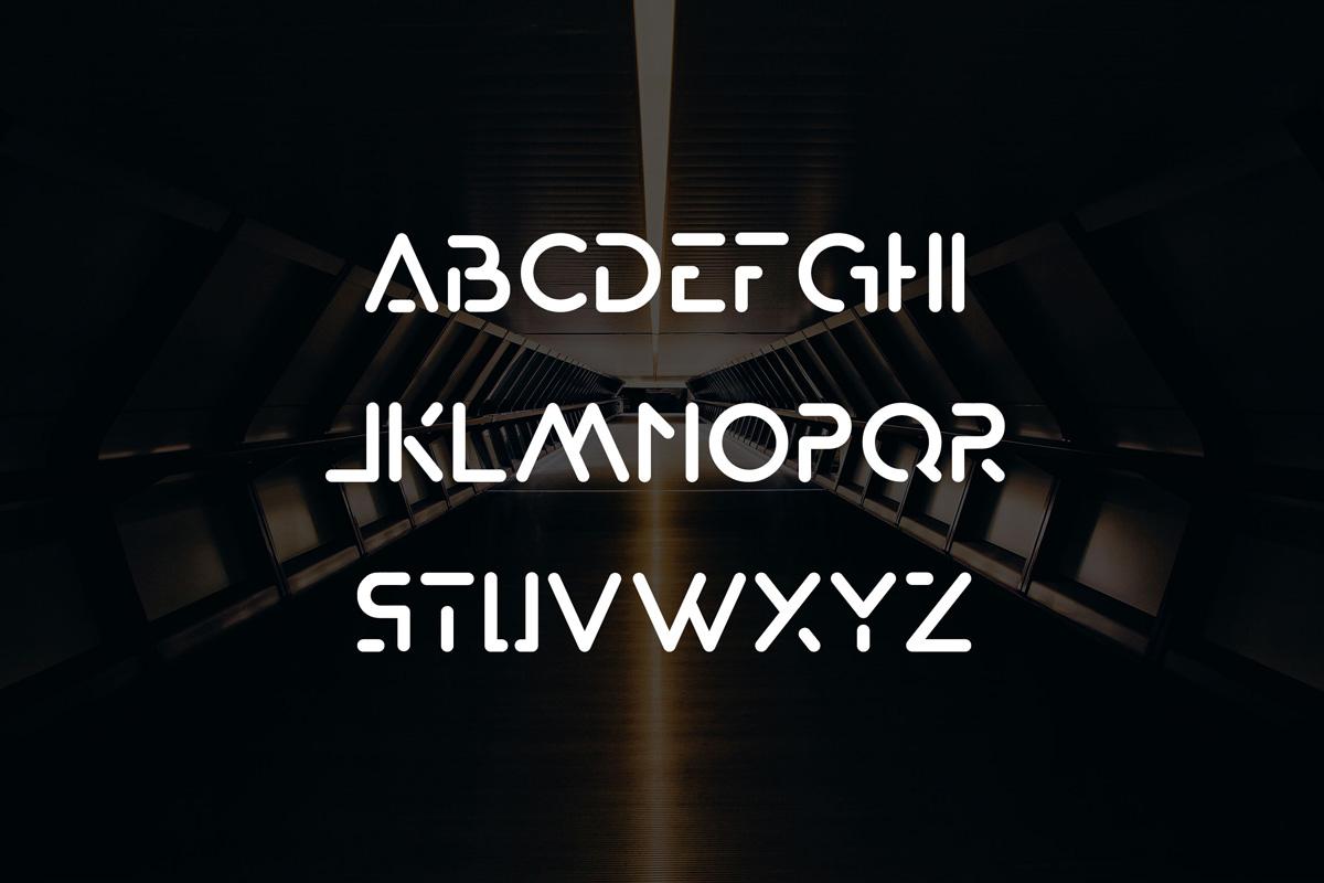 Exodar Fonts