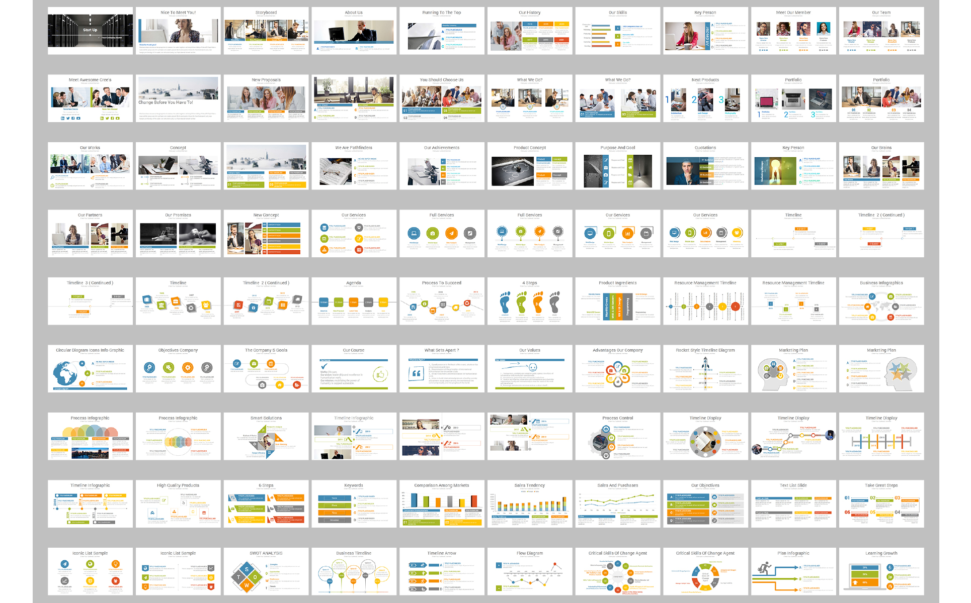 Maestro Business PowerPoint Template