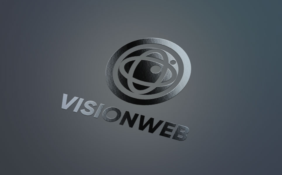 VisionWeb Logo Template