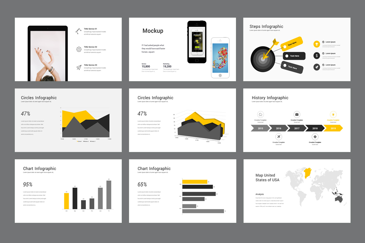 Clean- PowerPoint Template