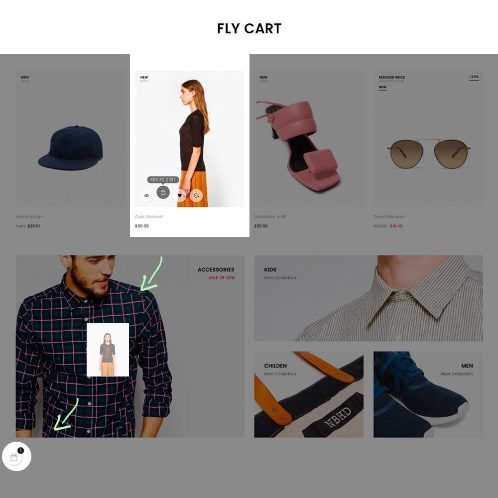 Movic - Fashion PrestaShop Theme