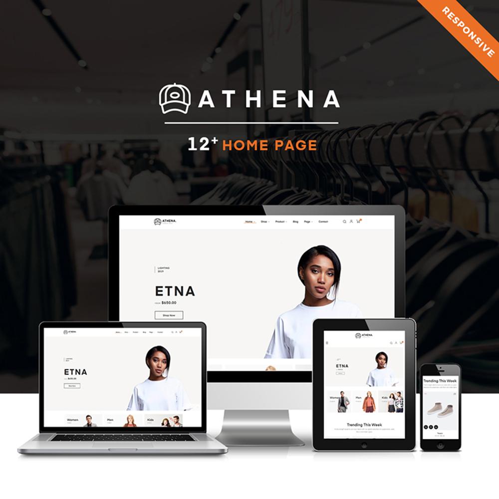 Athens-Fashion, Accessories Store PrestaShop Theme