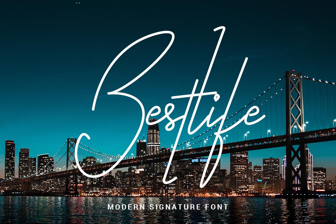 Bestlife Fonts