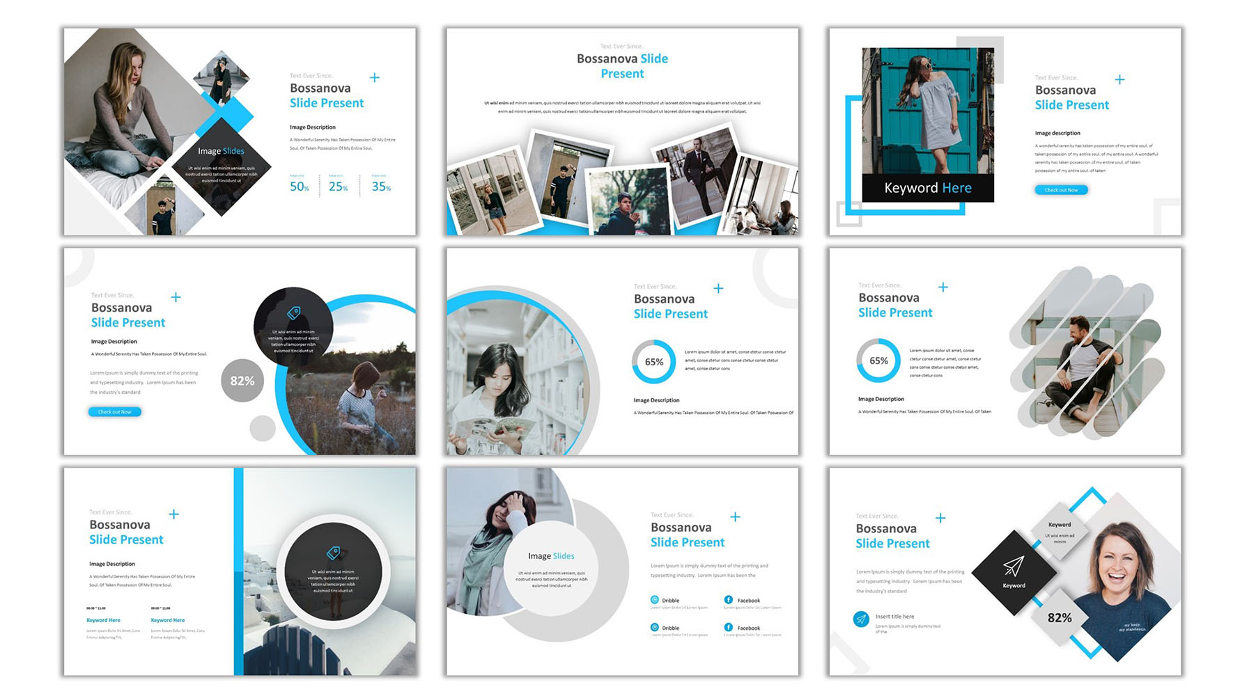 Bossanova - PowerPoint Template