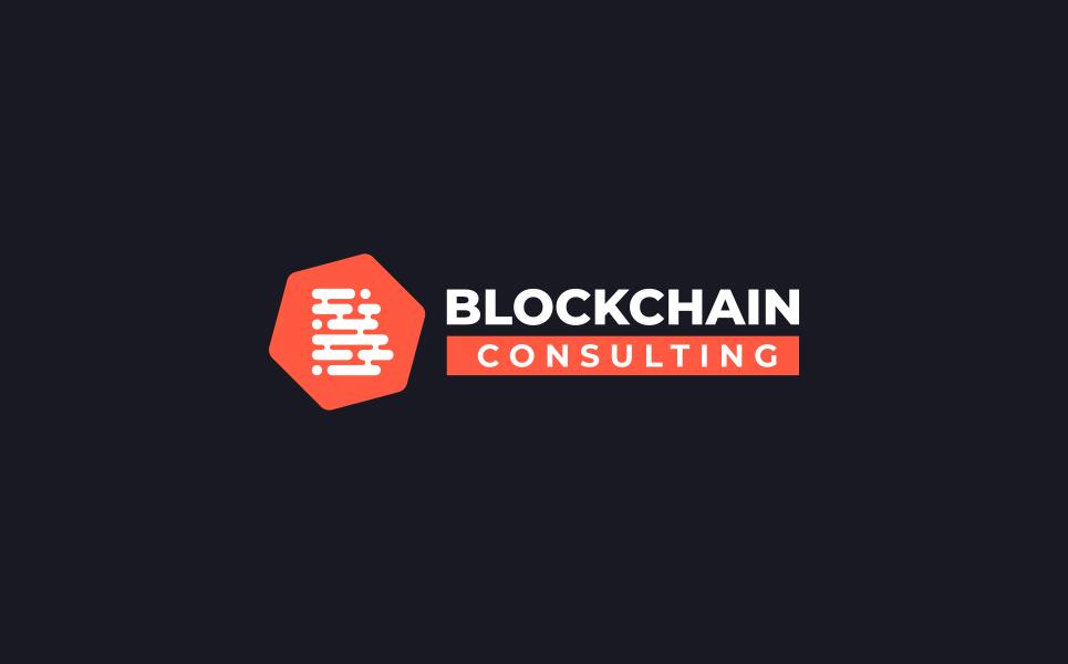 Blockchain Logo Template