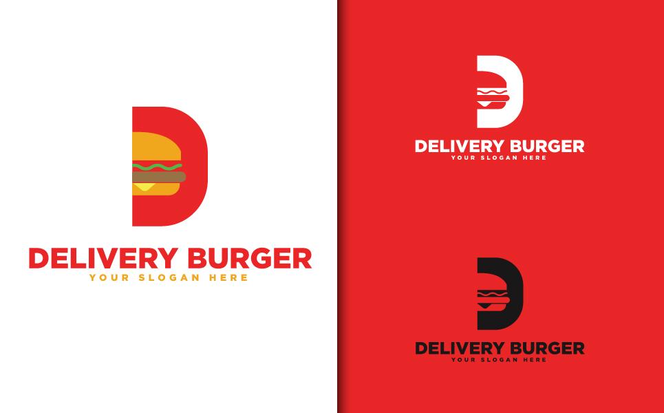 Dburger Logo Template
