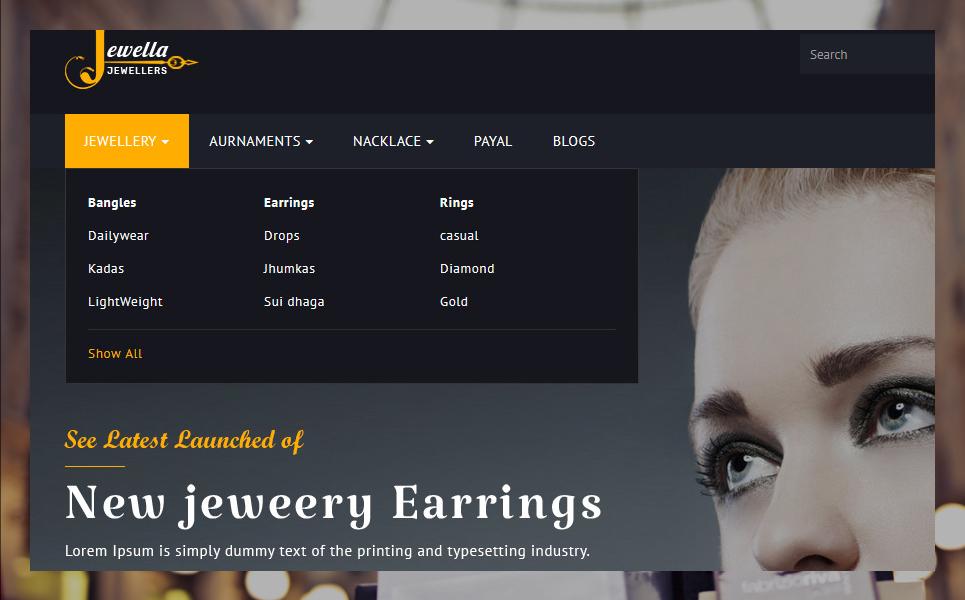 Jewella OpenCart Template