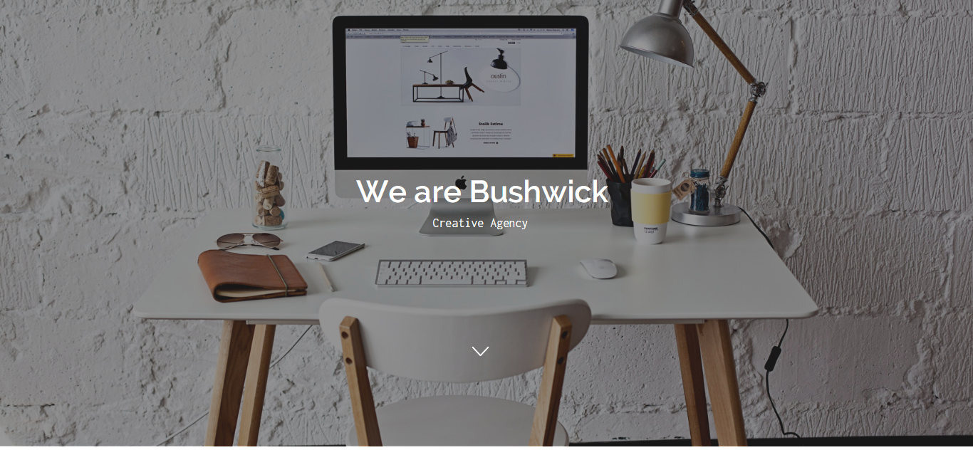 Bushwick - One-Page Helix Ultimate With Page Builder | Creative Joomla Template