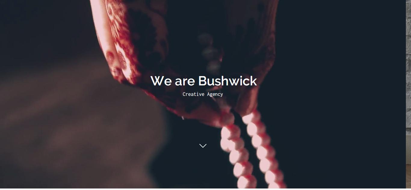 Bushwick - OnePage Helix Ultimate Joomla Template