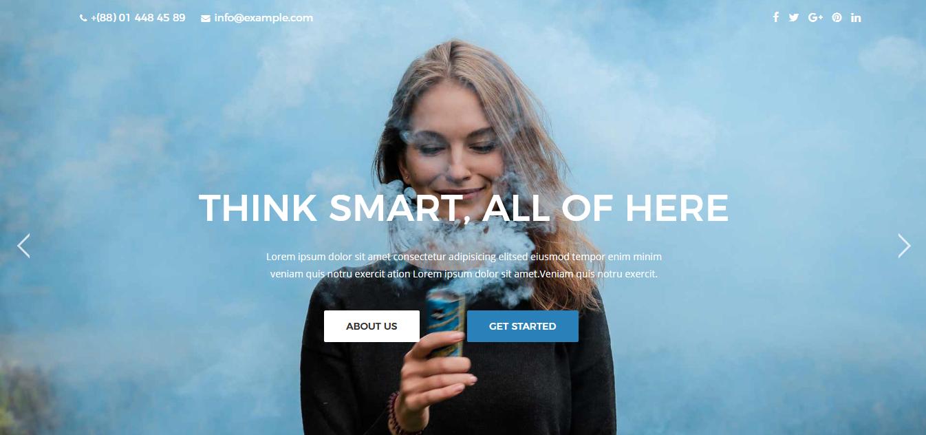 Kakon - Design Studio Marketing Agency Joomla Template