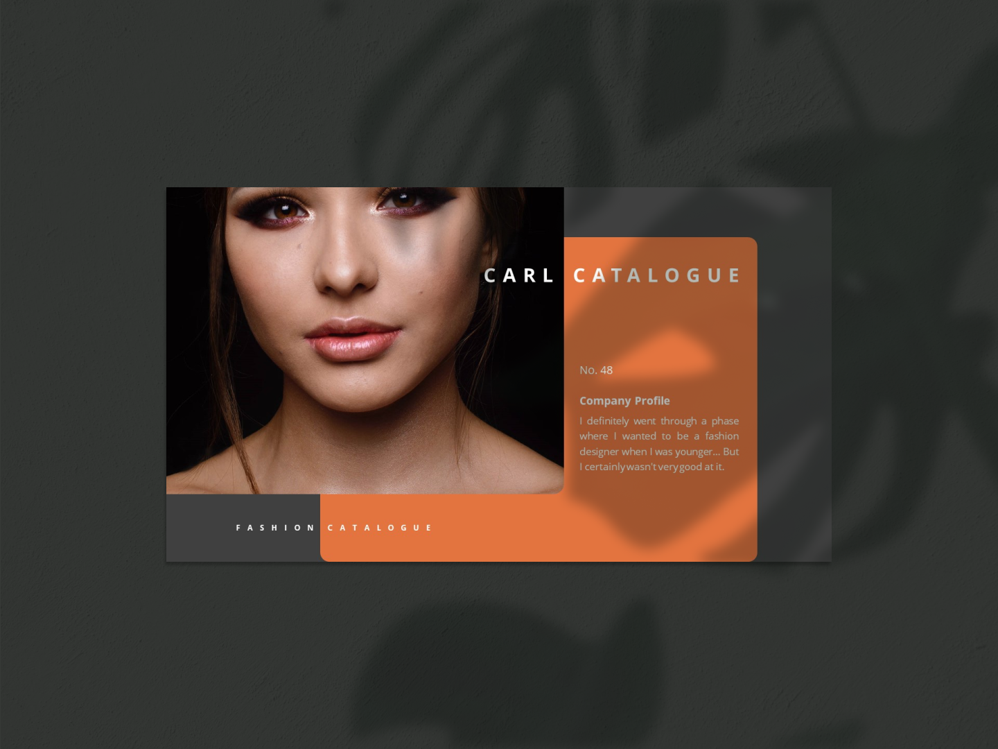 CARL PowerPoint Template