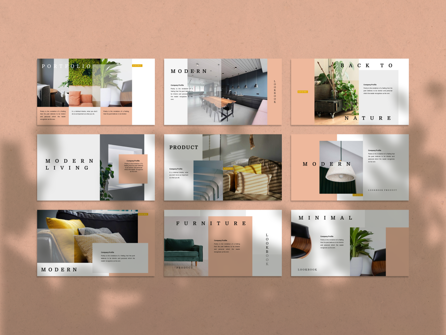 KHONE PowerPoint Template