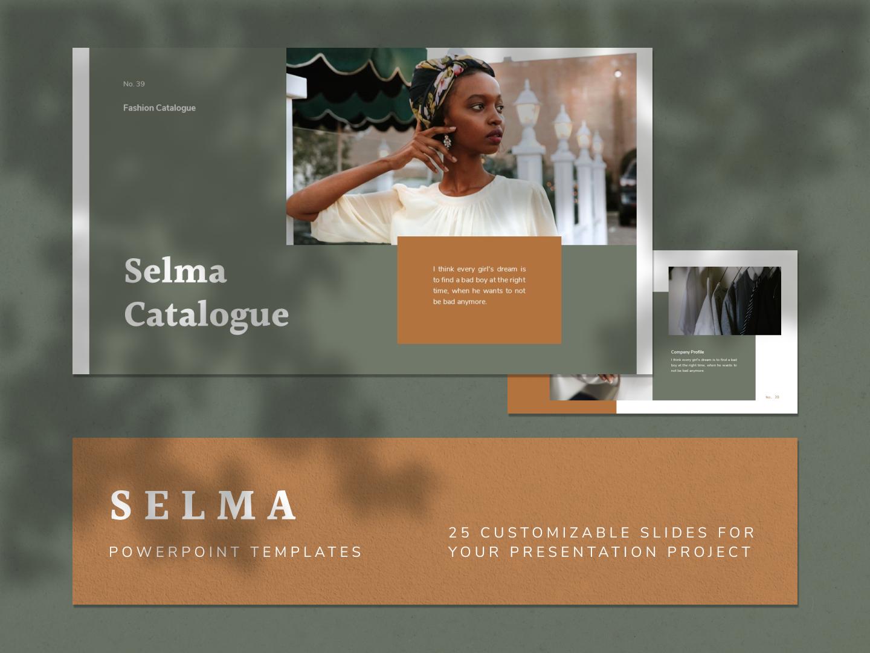 SELMA PowerPoint Template