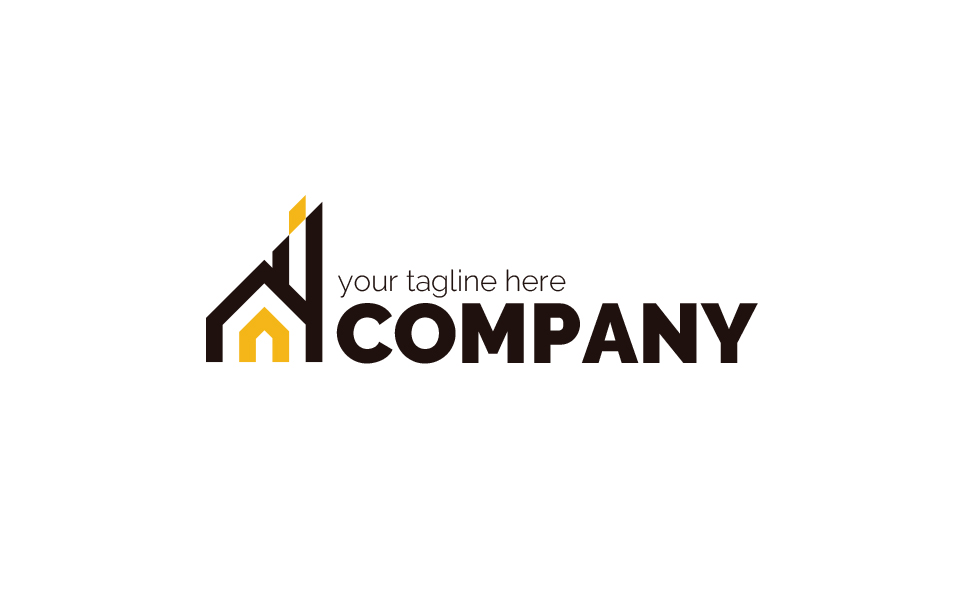 Country House Logo Template