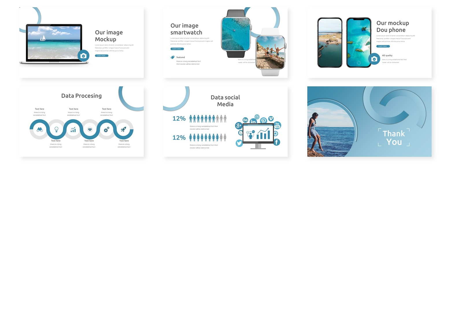 Bredel PowerPoint Template