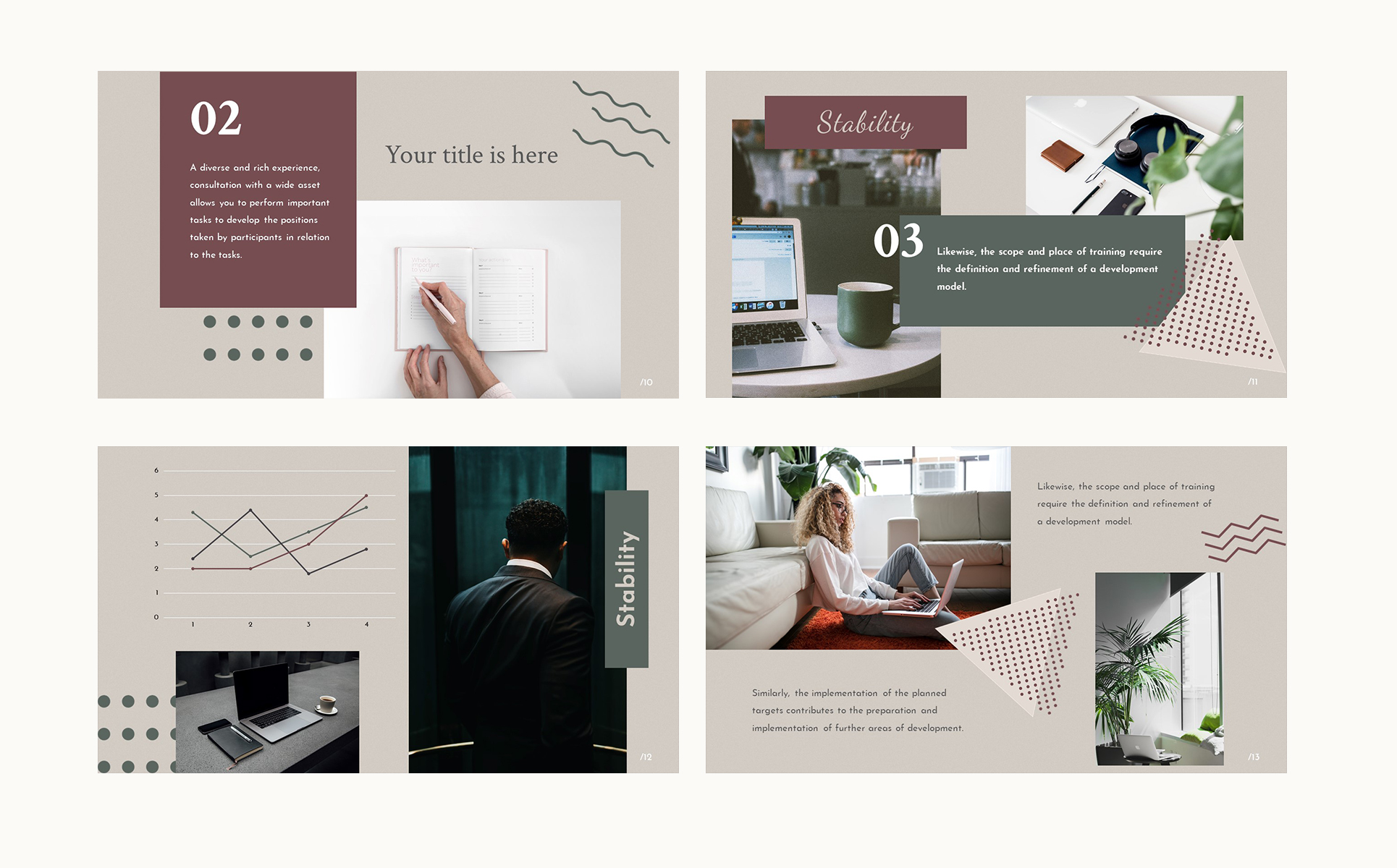 California PowerPoint Template