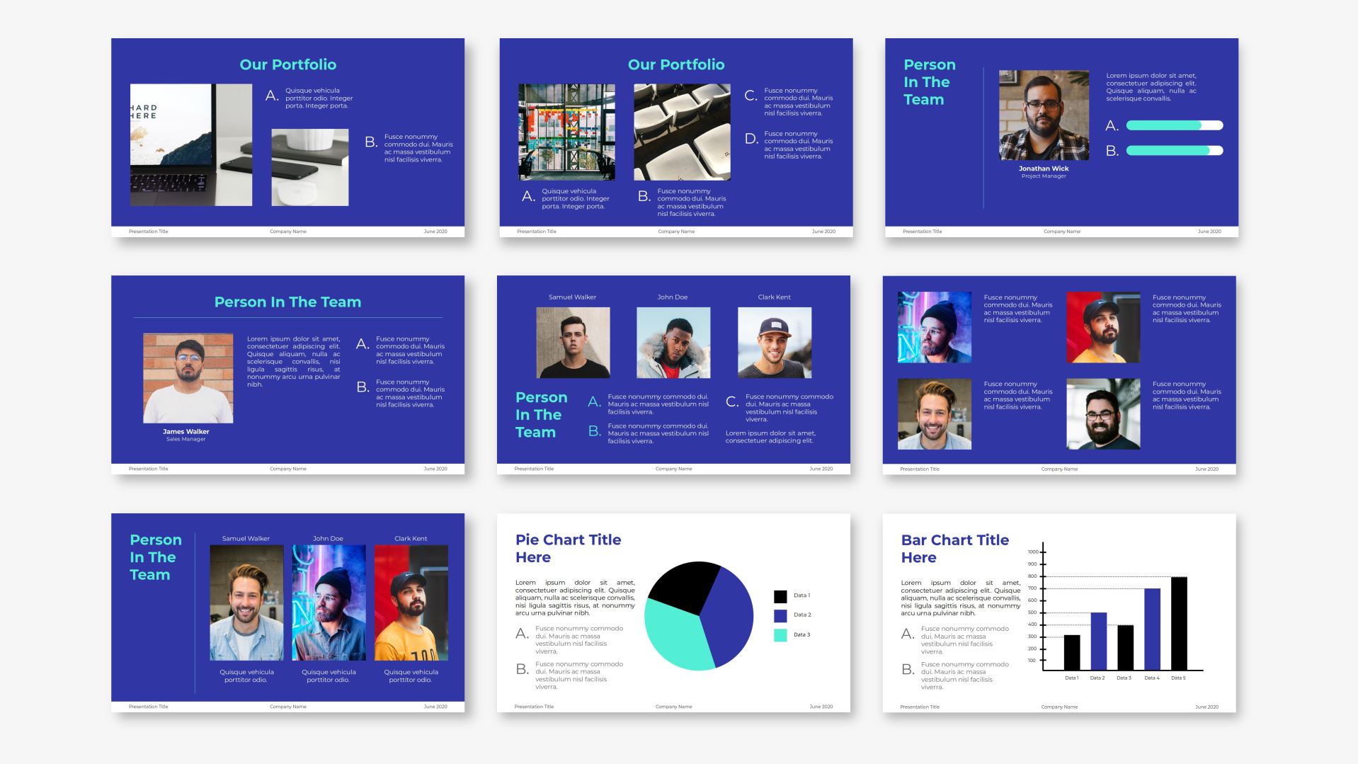 Safe Sarang - Insurance PowerPoint Template