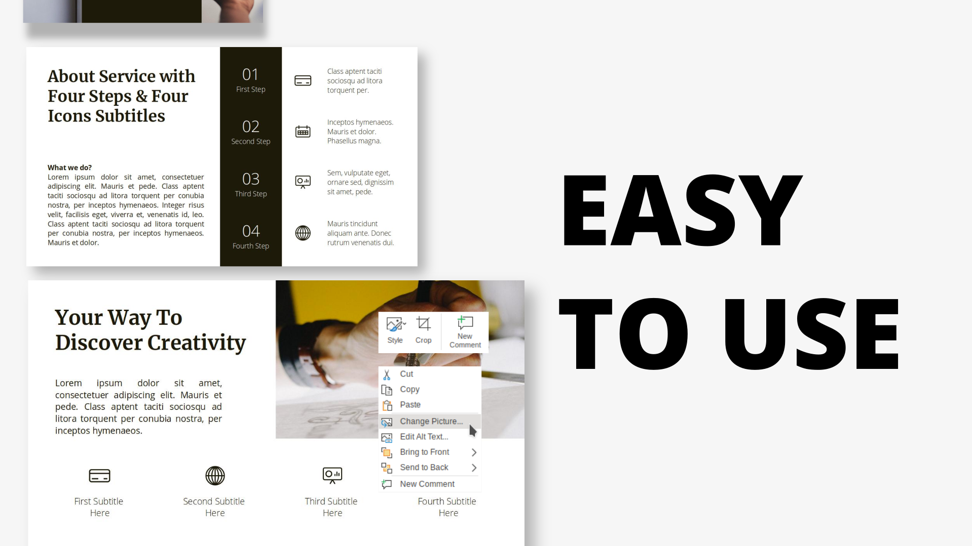 Pesona - Creative PowerPoint Template