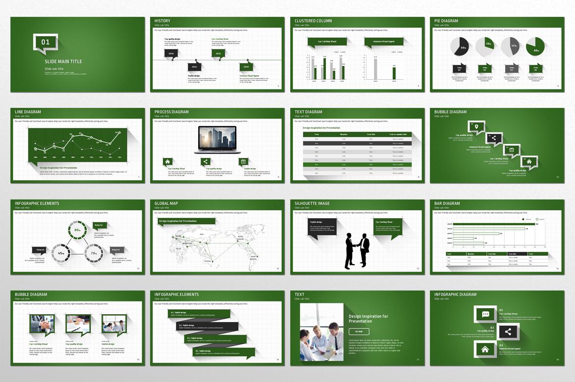Modern Business Plan PowerPoint Template