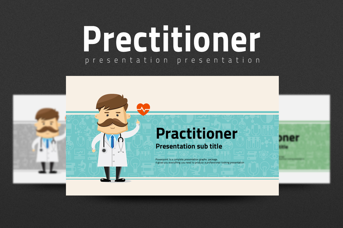 Practitioner PowerPoint Template