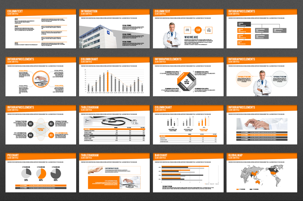 Medical Treatment PowerPoint Template
