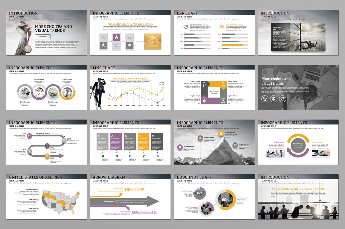 Victory PowerPoint Template