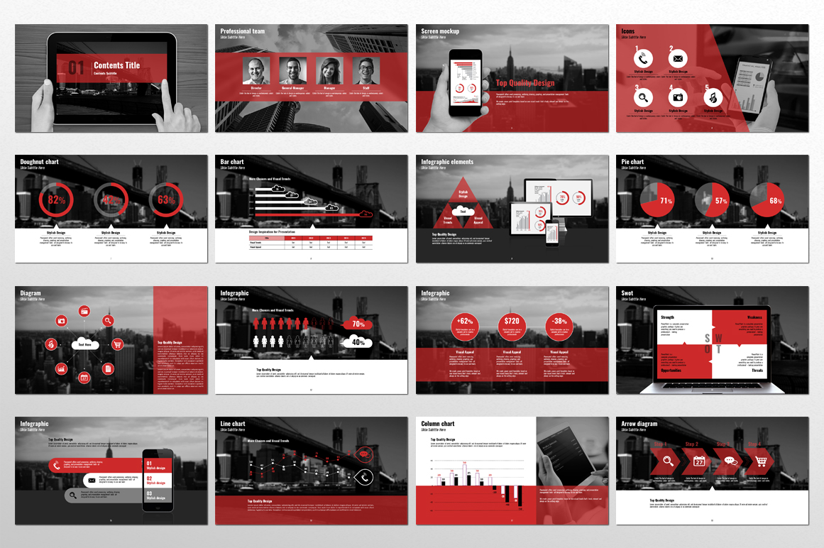 Mobile Computing PowerPoint Template