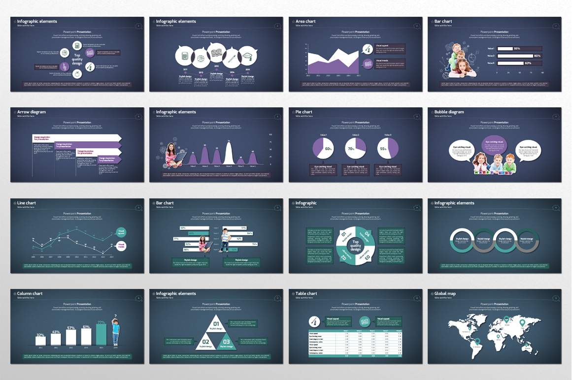 Enjoy Learning PowerPoint Template