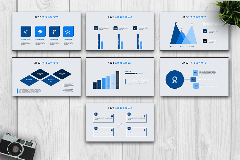 Arez - Creative PowerPoint Template