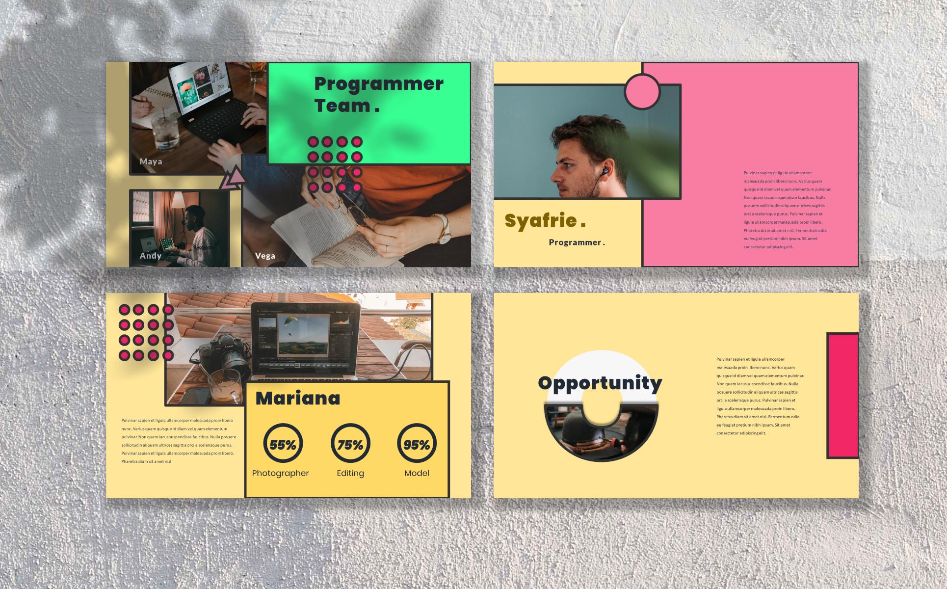 Meddisa PowerPoint Template