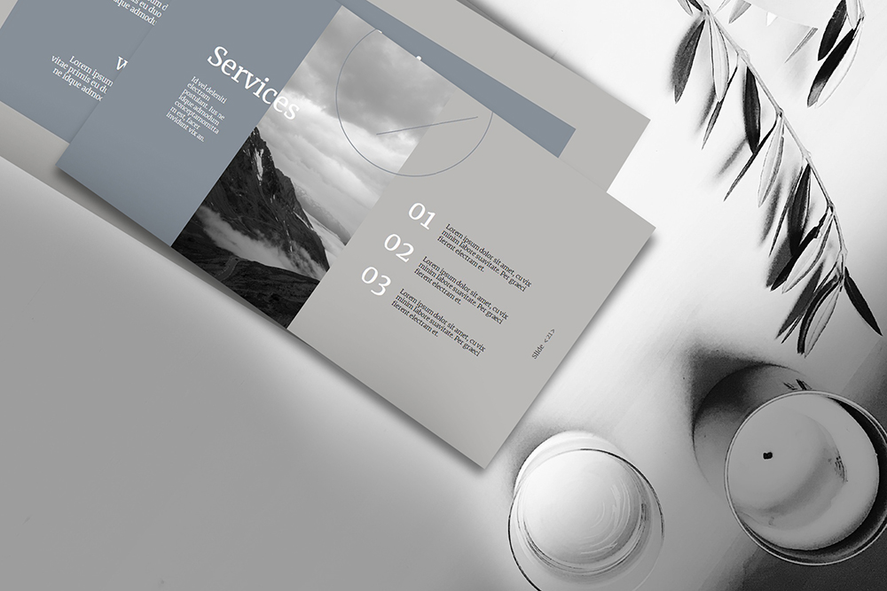 ILMN PowerPoint Template