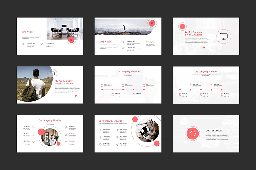 Carissia PowerPoint Template