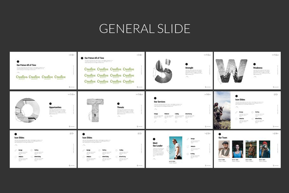 Prototype PowerPoint Template