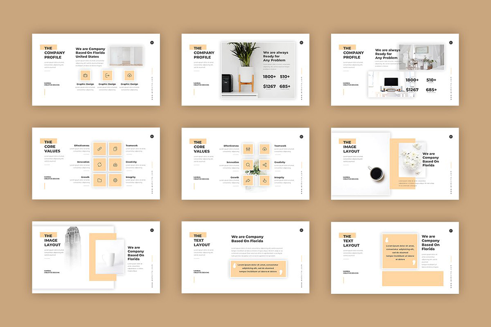 Awesome PowerPoint Template