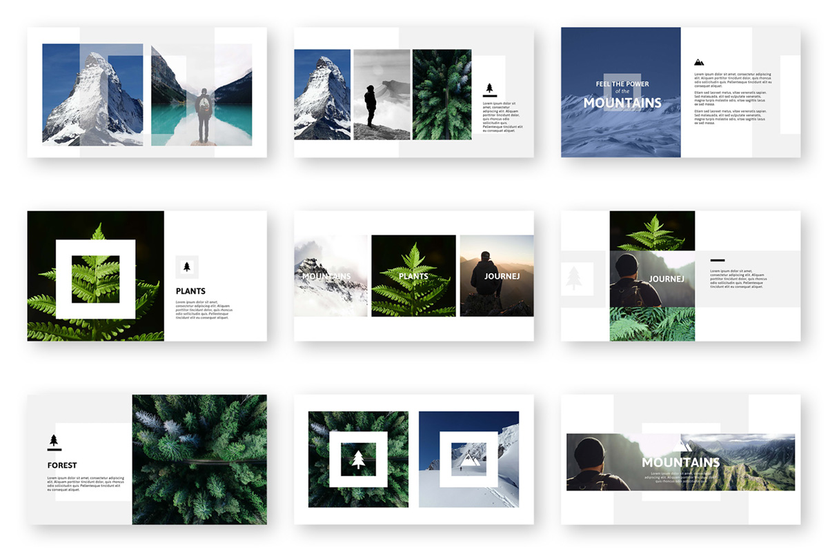30 Creative and Fast Slides PowerPoint Template