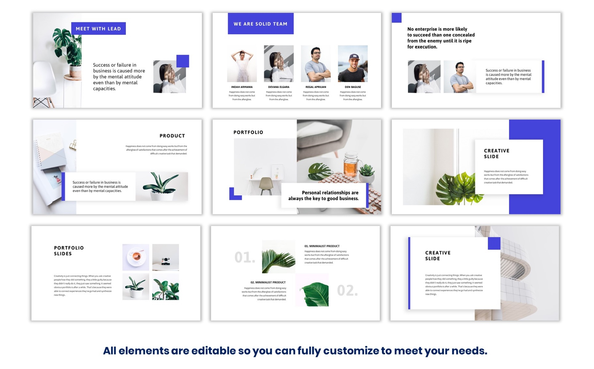 Corporate Startup - Clean Powerpoint PowerPoint Template