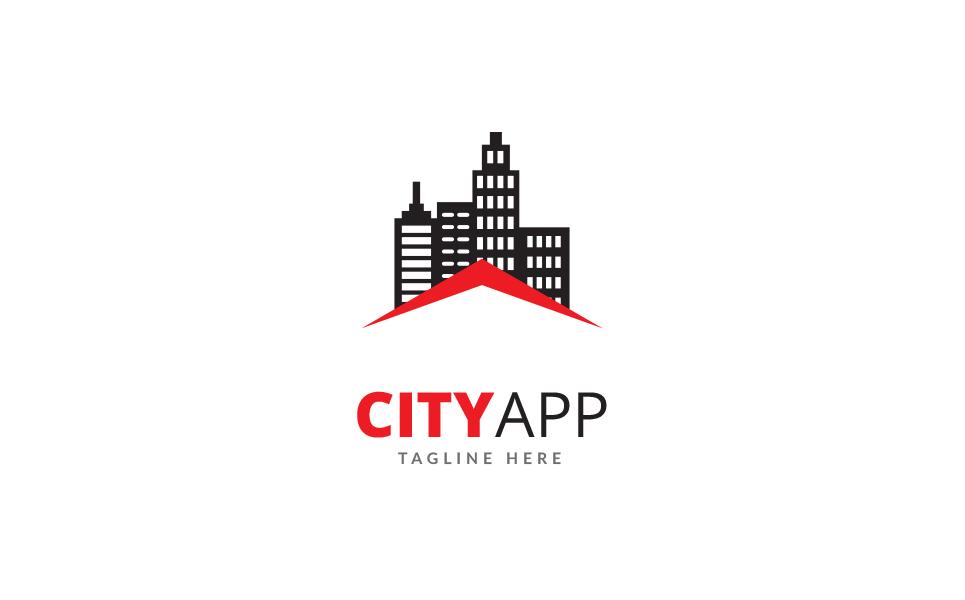City App Logo Template