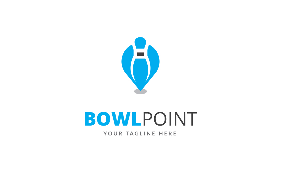 Bowl Point Logo Template