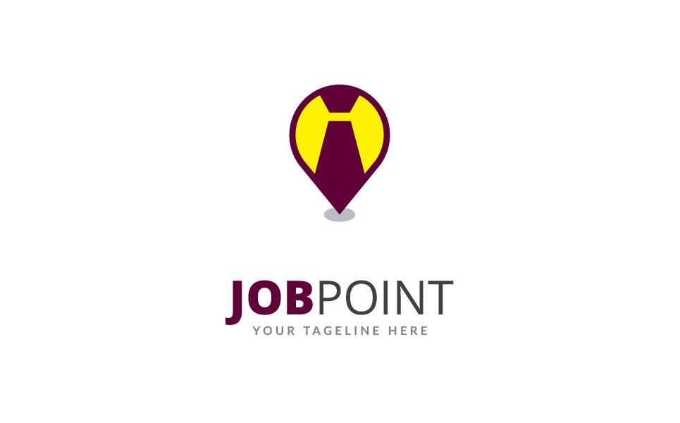 Job Point Logo Template