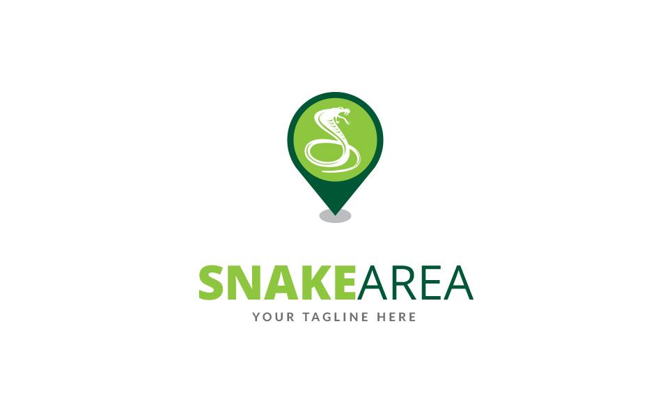 Snake Area Logo Template