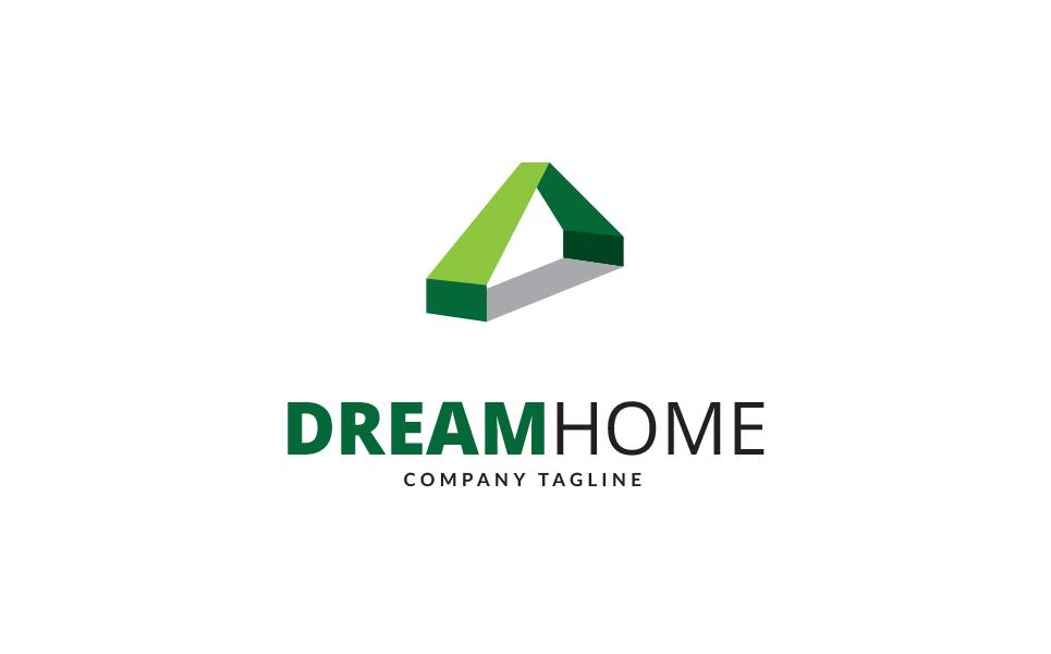 Dream Home Logo Template
