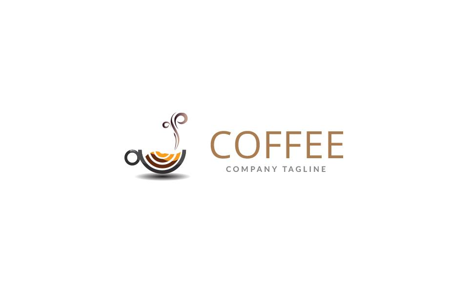Coffee - Logo Template