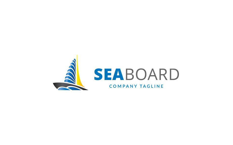 Sea Board Logo Template