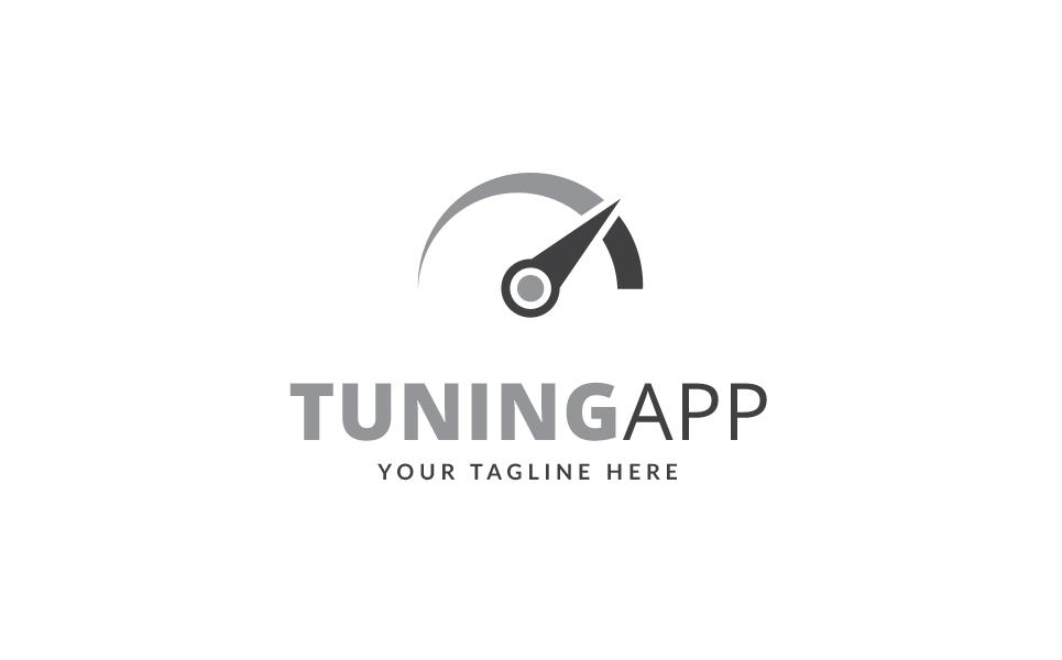 Tuning App Logo Template
