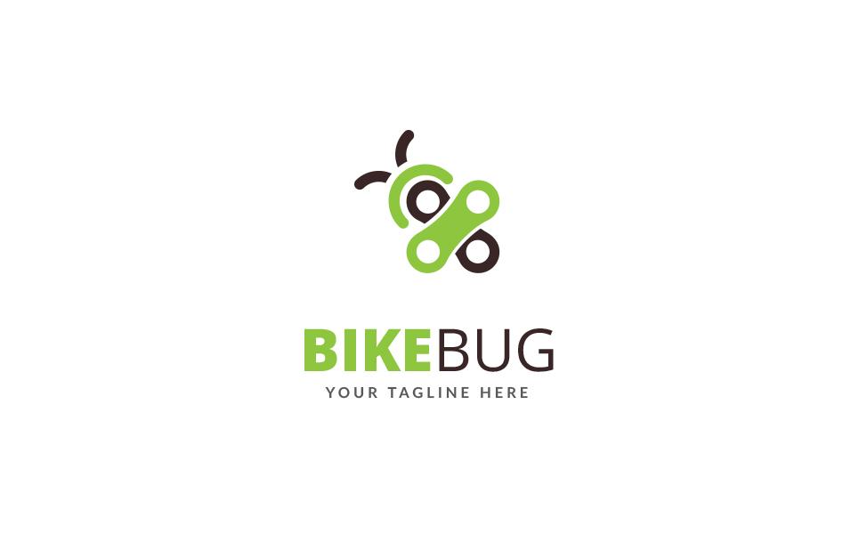 Bike Bug - Logo Template