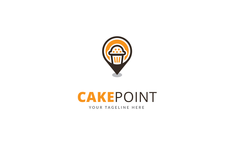 Cake Point - Logo Template